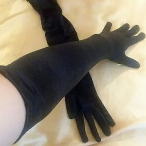 Icing Accessories - Elbow-length Fashion Gloves